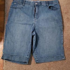 GV Misses jean short